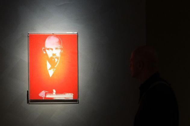 Le mille luci di New York. Keith Haring. Installation view at Gallerie d'Italia – Palazzo Zevallos Stigliano, Napoli, 2017