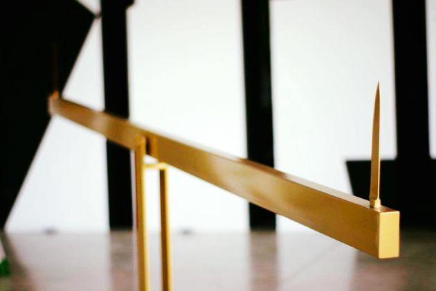 L'età dell'oro 2017 veduta installazione