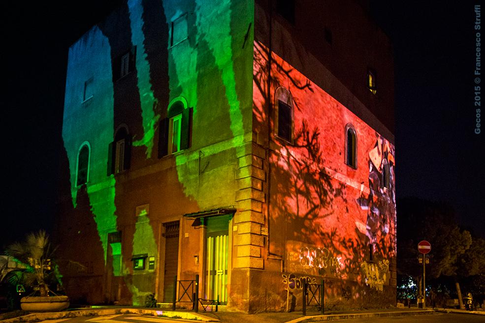 Lucigraphie di Luca Ruzza Openlab, RGB 2015