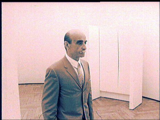 Lucio Fontana, Un uomo nel mondo, Marco Poma