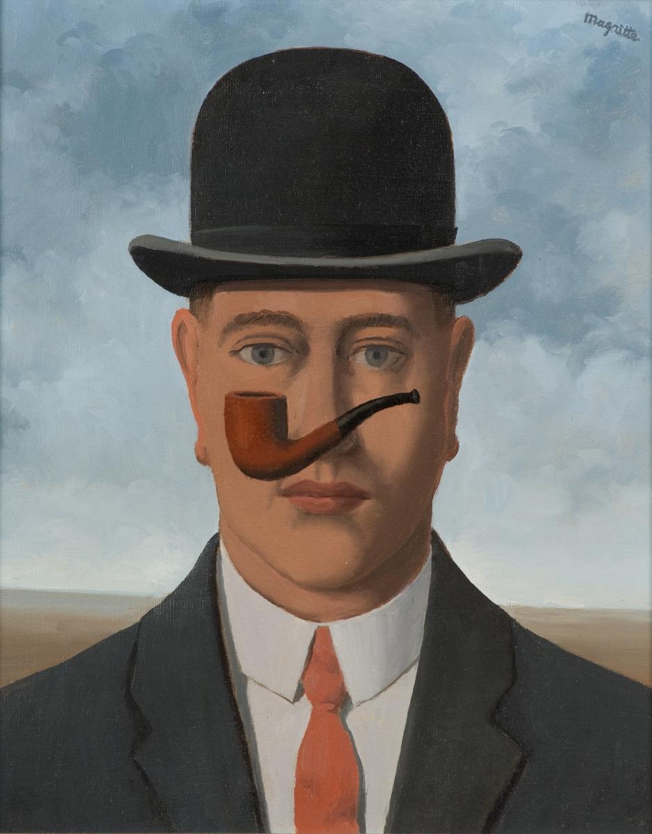 René Magritte, La bonne foi