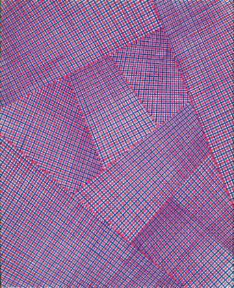 Mario Nigro, Dallo spazio totale, 1954-63. Lucca, collezione privata