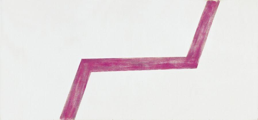 Mario Nigro, Rivoluzione, 1981. Milano, collezione privata