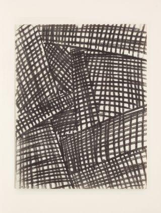 Mario Nigro, Senza titolo, 1954. Milano, collezione privata