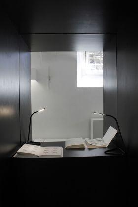 Massimiliano Amati. UltraNatura. Installation view at Galleria 291 Est, Roma 2017