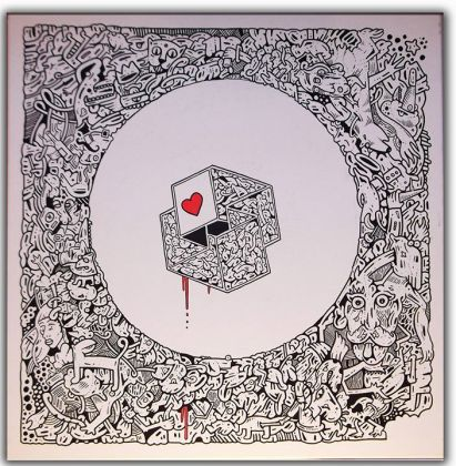 Massimo Pasca, L'amore geometrico, 2014