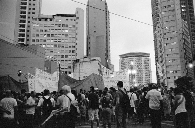 Mauro Restiffe, Manifestação. São Paulo, 2014