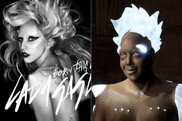 ORLAN vs Lady Gaga