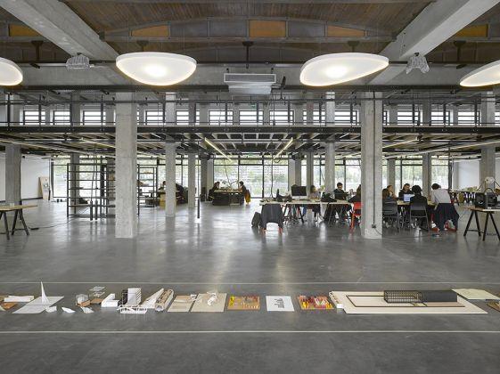 Odile Decq, Confluence Institute, Lione © Roland Halbe