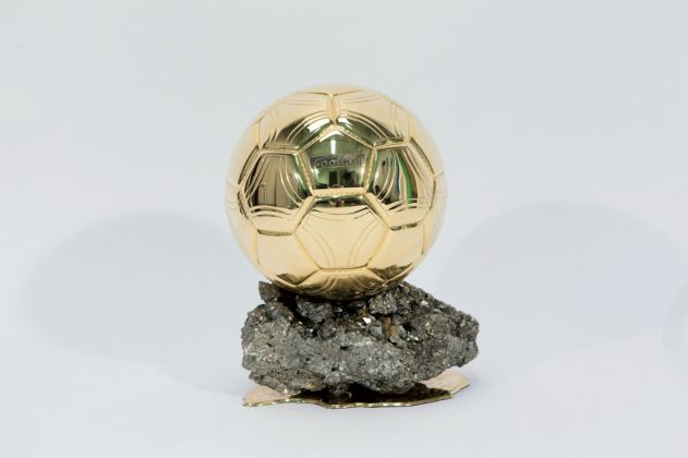 Pallone d'oro, FIFA, 2007. Musée National du Sport, Nizza