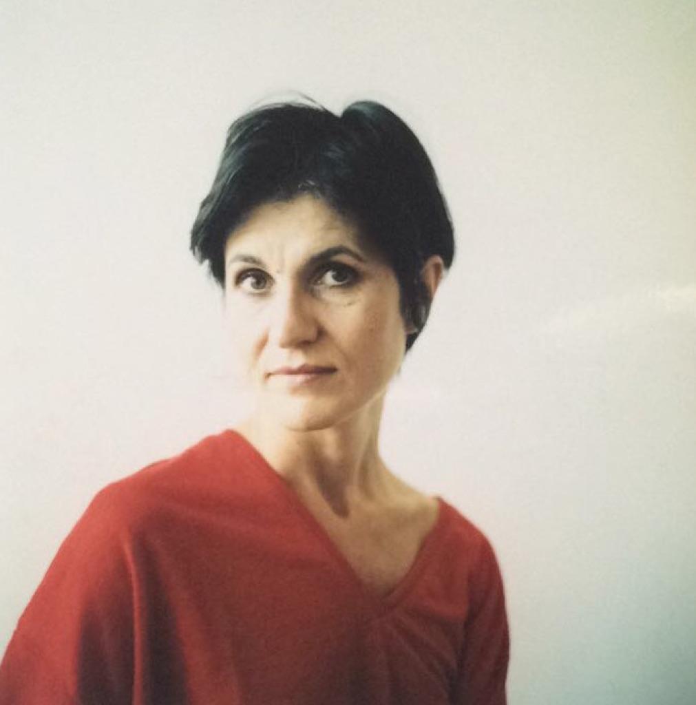 Paola Nicolin. Photo Linda Fregni Nagler