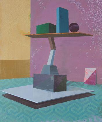 Paolo De Biasi, A momenti, 2017, courtesy Labs Gallery