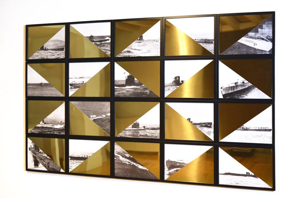 Patrick Hamilton, U boot Project (archive), 2011 15