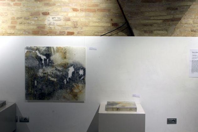 Rebecca Quintavalle & Elisa Moretti. Trasparenze. Exhibition view at Duma, Macerata 2017