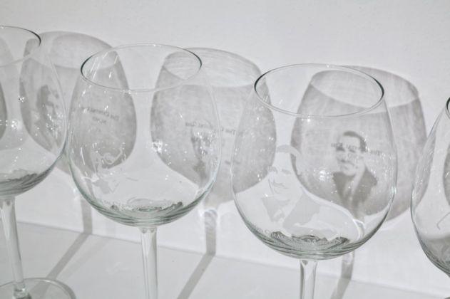 Reynier Leyva Novo, El Beso de Cristal. Courtesy Galleria Continua