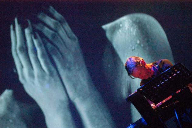 Romaeuropa Festival. Carl Craig, Tristano. Photo © Piero Tauro