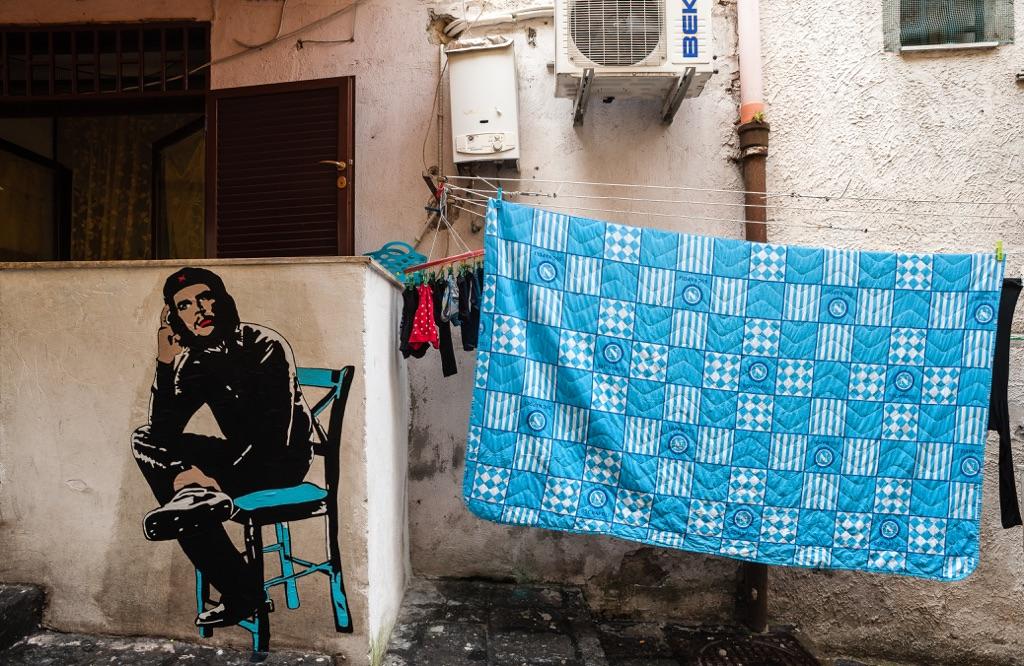 Roxy in the Box, Vascio Art Chatting, Quartieri Spagnoli, Napoli, ottobre 2015. Photo credits Alessandro Pierno