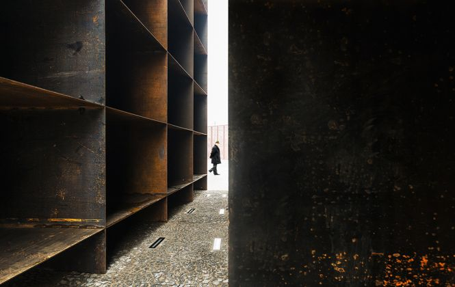 SET Architects, Memoriale per la Shoah, Bologna. Photo © Simone Bossi