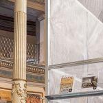 SET Architects, Press Box, Roma Casa dell'Architettura – Acquario Romano. Photo © Marco Cappelletti