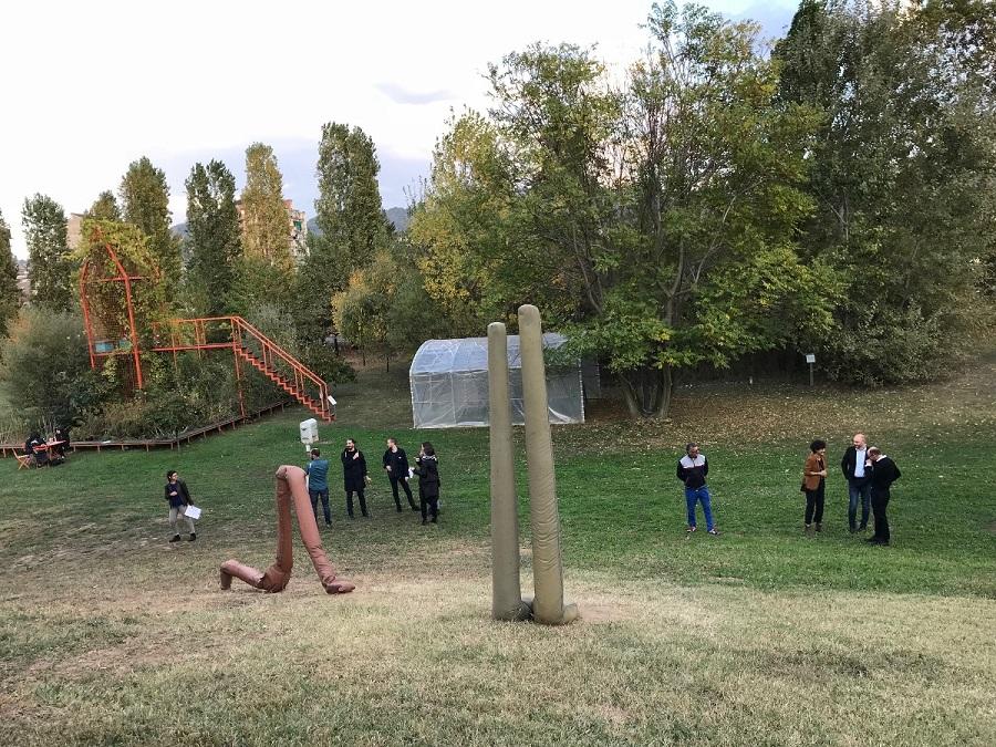 Sara Enrico, The Jumpsuit Theme, 2017, PAV Torino