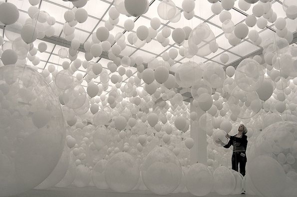 Scattered Crowd di William Forsythe