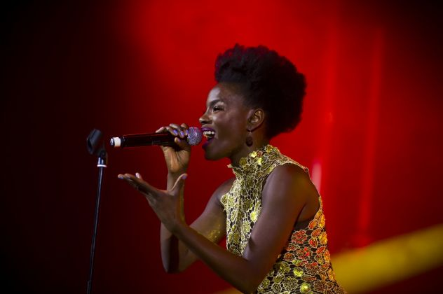 Shingai Shoniwa, An Evening with Giorgio Moroder, OGR Torino, photo Filippo Alfero