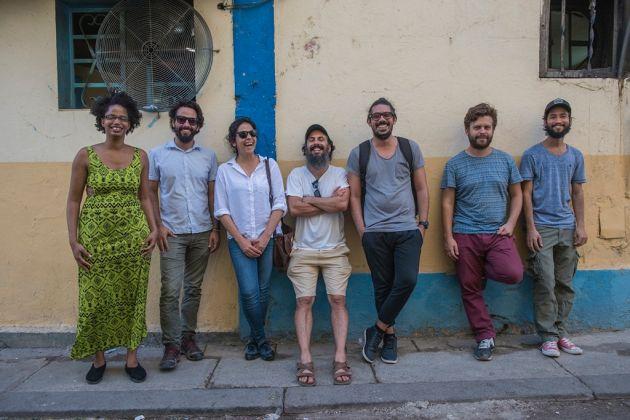 Susana Pilar, Alejandro Campins, Elizabet Cerviño, José Yaque, Osvaldo González, Leandro Feal, Luis Enrique López Chávez