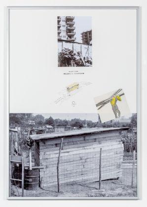 Ugo La Pietra, Dai gradi di libertà. Recupero e reinvenzione, 1969. Photo © Tiziano Doria