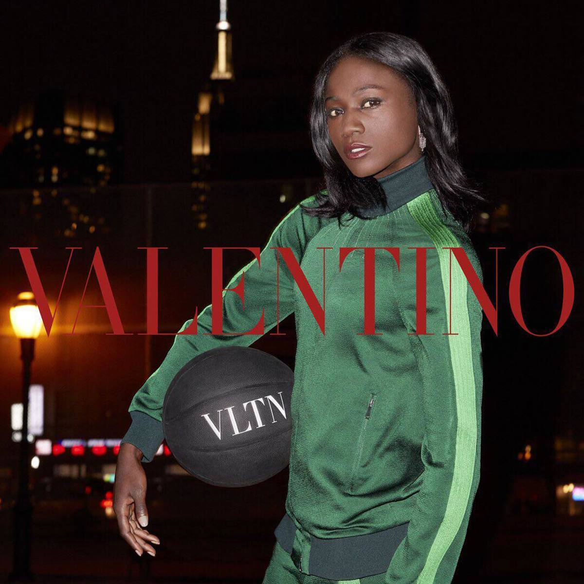 Valentino's Resort 2018 campaign shot by Terry Richardson. Ph. @maisonvalentino Instagram