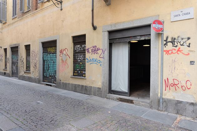 Via Santa Chiara Torino