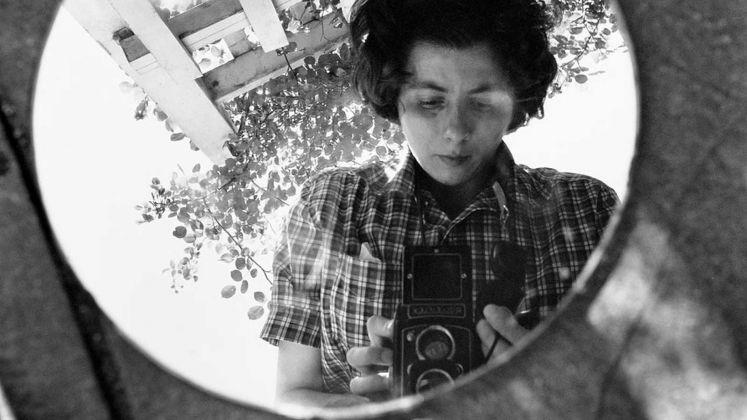 Vivian Maier, Self Portrait, Undated. Vivian Maier/Maloof Collection