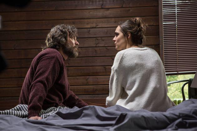 Alessio Boni e Lucrezia Guidone