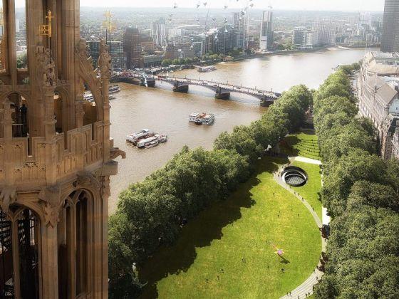 il progetto di Diamond Schmitt Architects per il Memoriale alle vittime dell'Olocausto di Londra