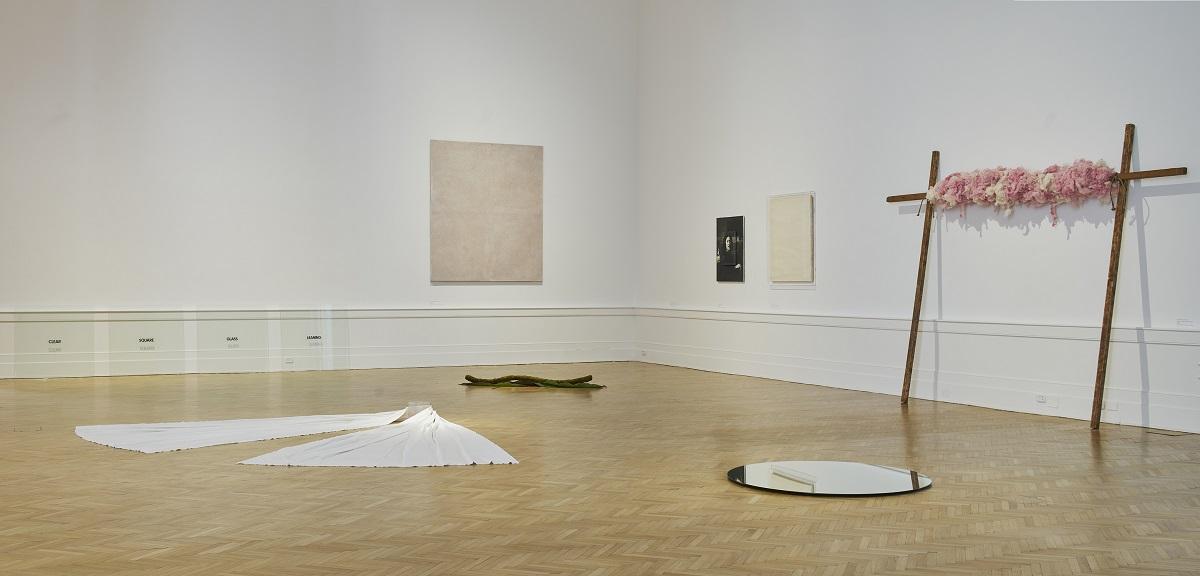 È solo un inizio. 1968 - La Galleria Nazionale d'Arte Moderna e Contemporanea di Roma, installation view