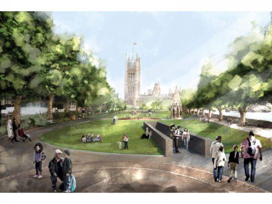 Il progetto di Norman Foster per il Memoriale alle vittime dell'Olocausto di Londra