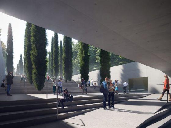 Il progetto di Kapoor e Hadid per il Memoriale alle vittime dell'Olocausto di Londra