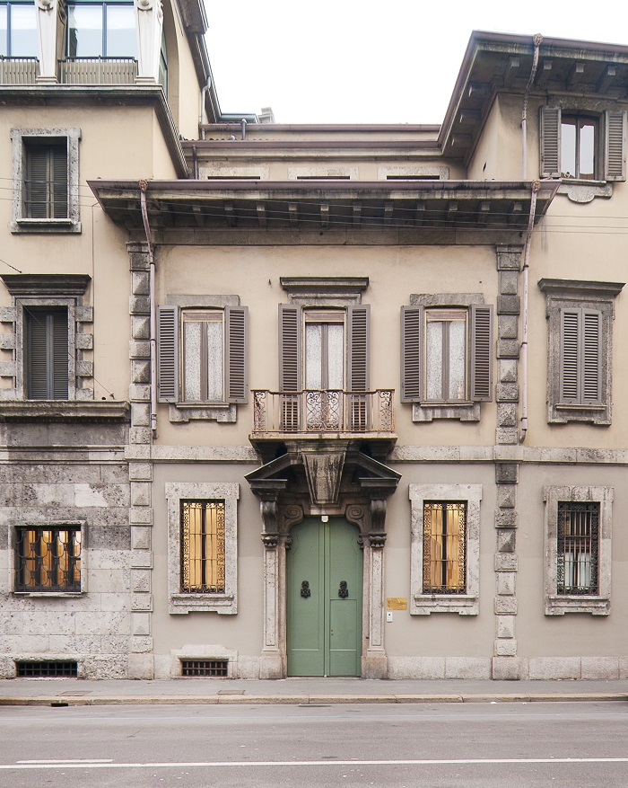 Milano, Palazzo Crespi