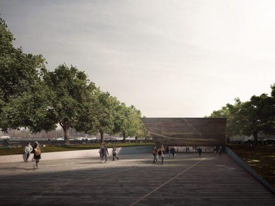 Il progetto di Daniel Libeskind per il Memoriale alle vittime dell'Olocausto di Londra
