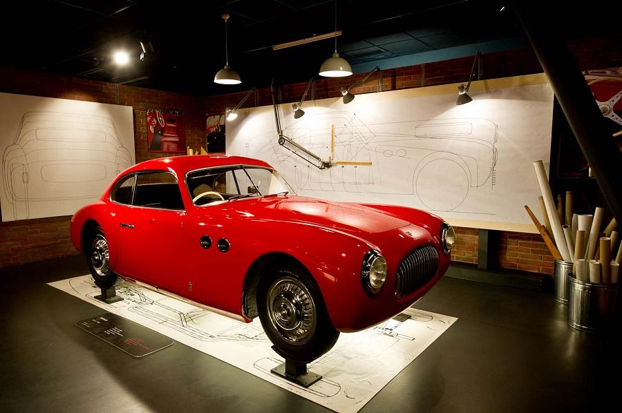 Il Museo dell'Automobile di Torino