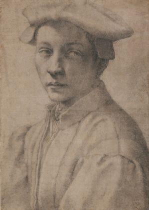 Michelangelo, ritratto di Andrea Quaratesi, British Museum, London