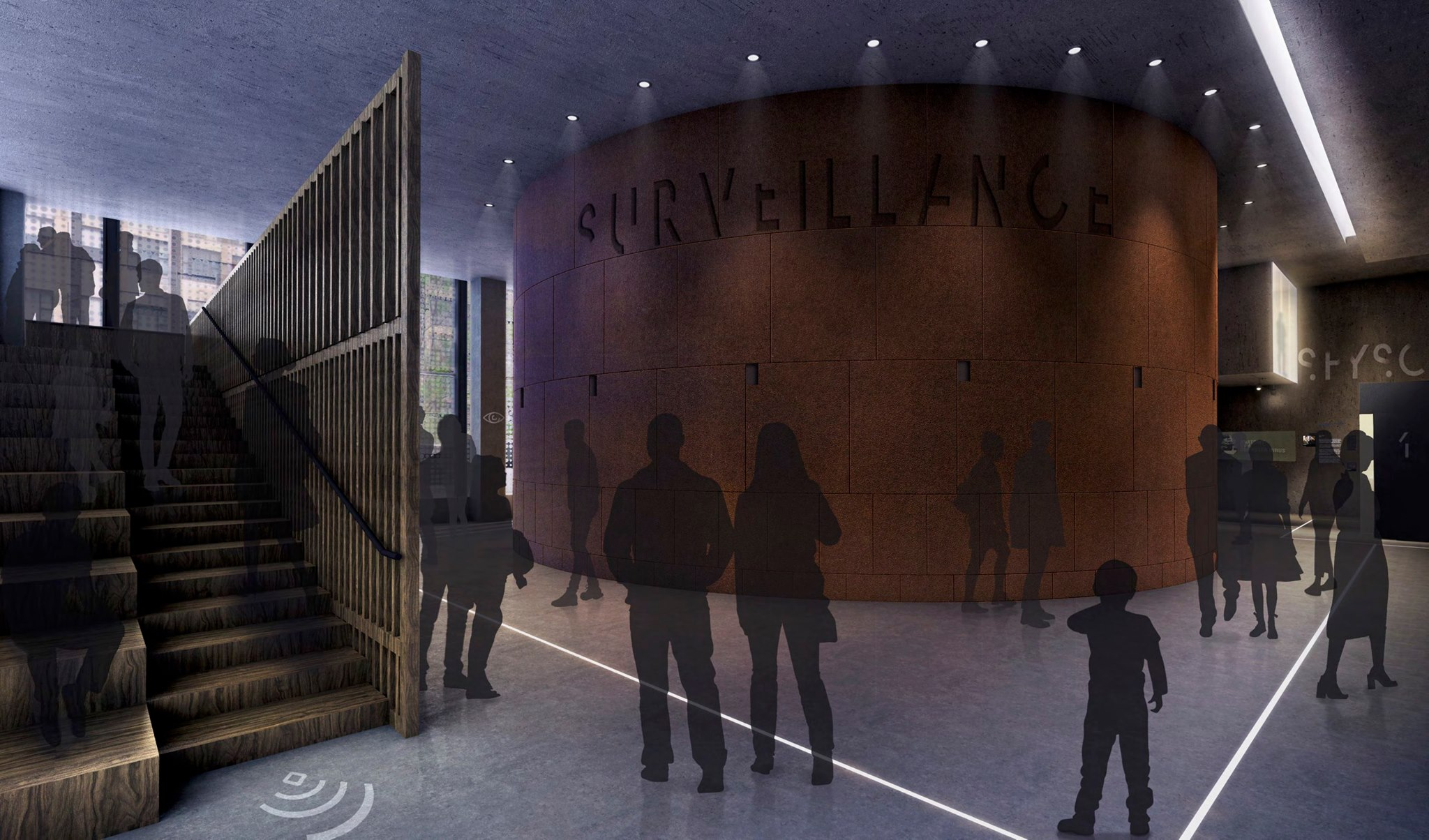 Spyscape, New York. Courtesy Adjaye Associates