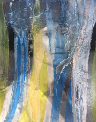 Alioto, Lucia Lice Andersen, olio su tela