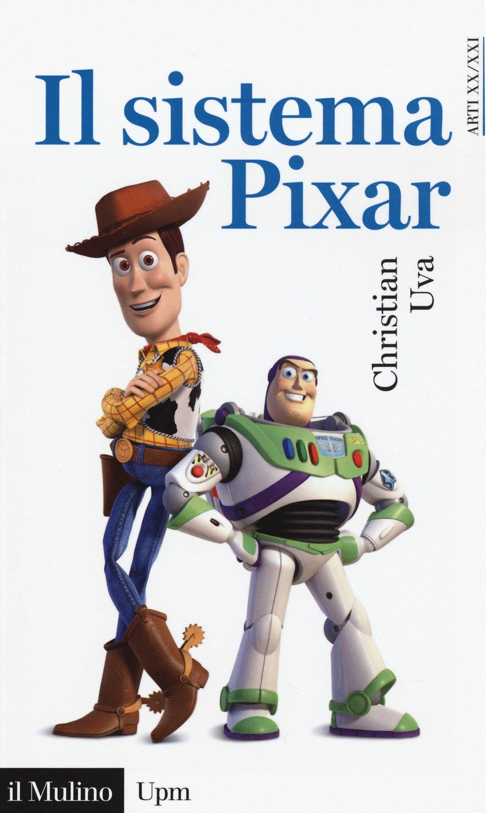 La copertina del libro di Christian Uva