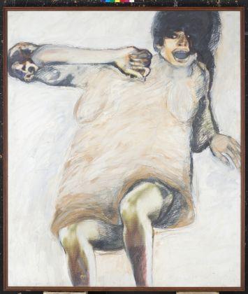 Adolf Frohner, Diana (1968), Courtesy Galleria Casciaro, Bolzano