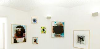 Alessandro Calabrese. Impasse. Exhibition view at Viasaterna, Milano 2017