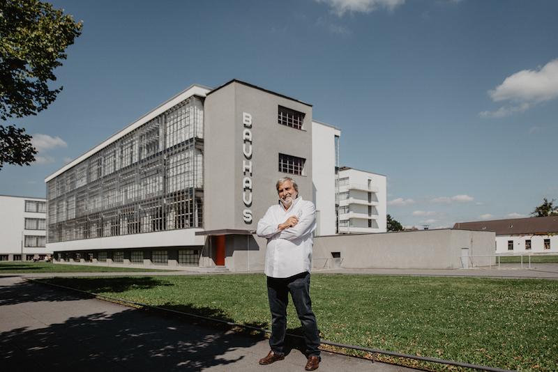 Alfredo Accatino, Bauhaus