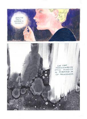 Alice Milani, Marie Curie (BeccoGiallo, 2017). Tavola