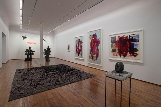 Anne & Patrick Poirier, Dystopia, 2017, exhibition view at Galleria Fumagalli Milano. Courtesy Galleria Fumagalli, Milano © Anne & Patrick Poirier. Photo Antonio Maniscalco