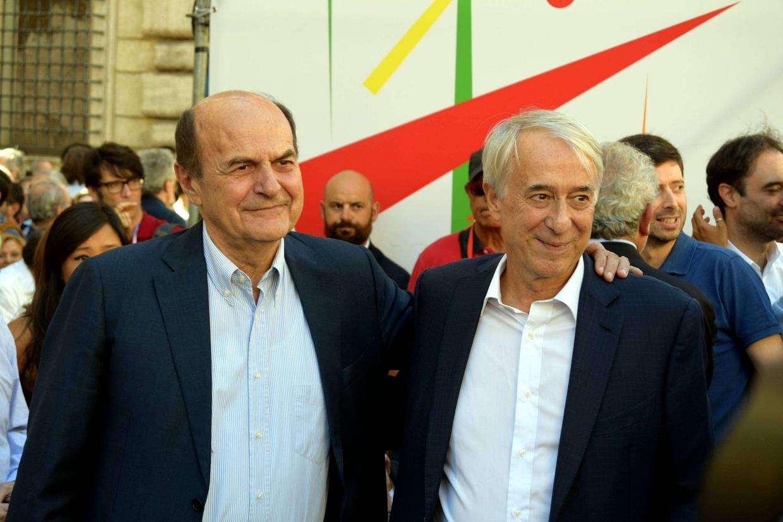 Bersani e Pisapia, ph. Avvenire