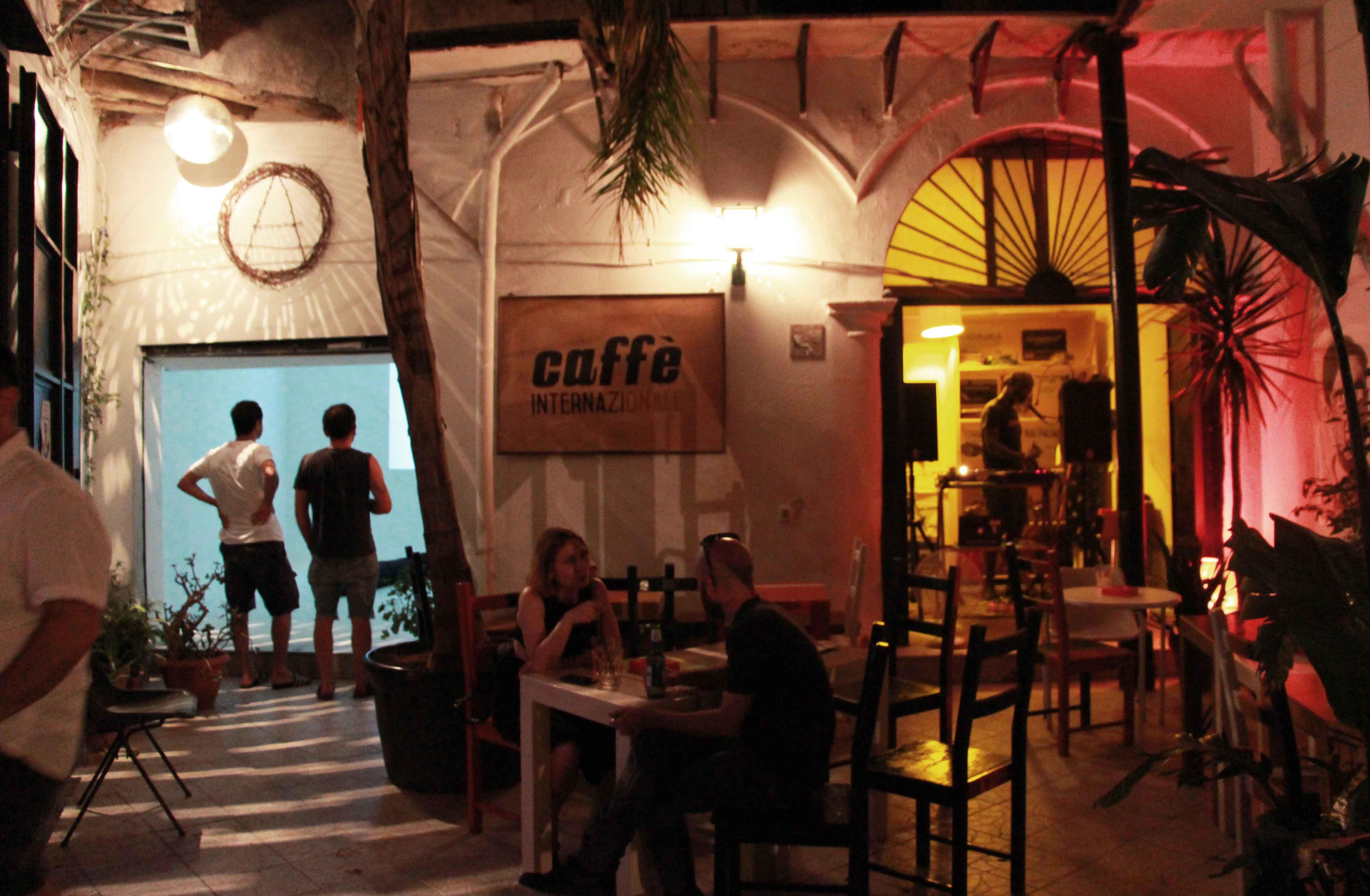 Caffè Internazionale @ Via Bonelli 4